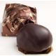 Réglette de 6 marrons chocolat