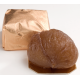 Mini coffret 2 marrons glacés pliés OR