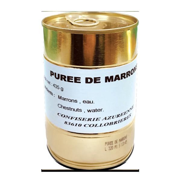 Purée de marrons 435 gr