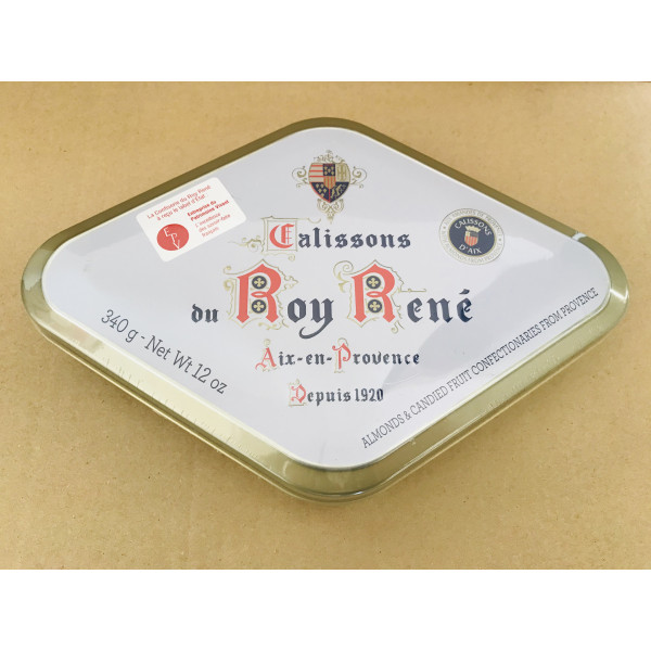 Calissons d'Aix - boite losange 340g