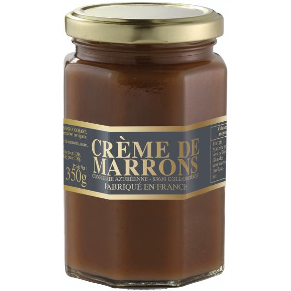Crème de marrons 350 gr