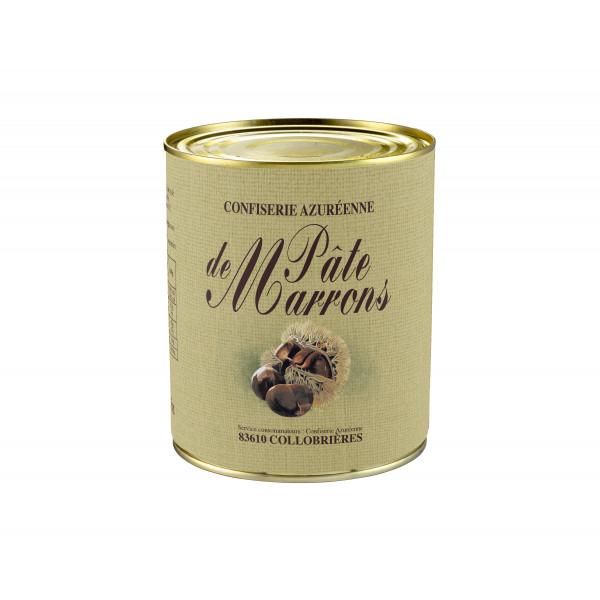 Pâte de marrons 1kg