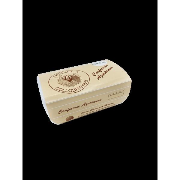 Crème Glacée aux Marrons au Cognac 1/2 L