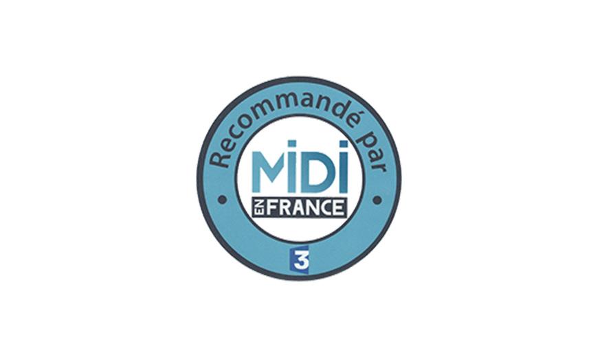 Recommandé par Midi en France !