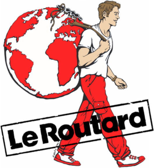 Distinction Le Guide du Routard